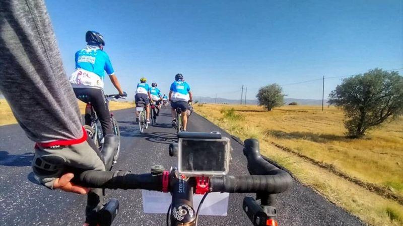 Geleneksel Bisiklet Festivali başladı