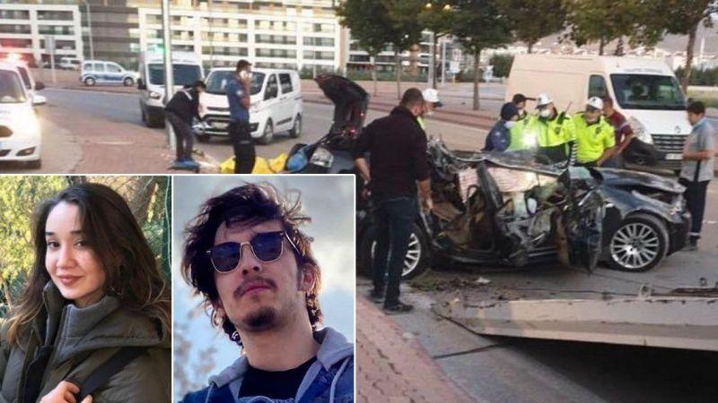 Feci kazada hayatını kaybeden gençlerden geriye 2 saat önce paylaştıkları fotoğraf kaldı