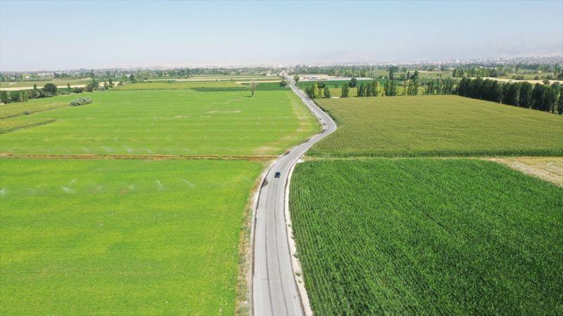 Ereğli'de 22,6 kilometrelik mahalle yolu yapılıyor