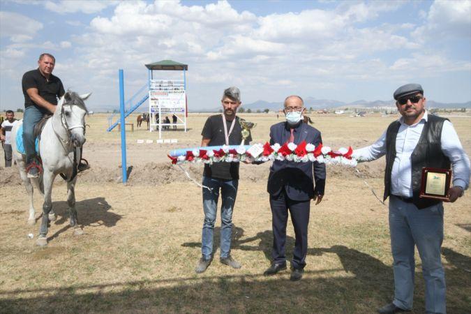 Konya'da 22. Rahvan At Yarışları gerçekleştirildi