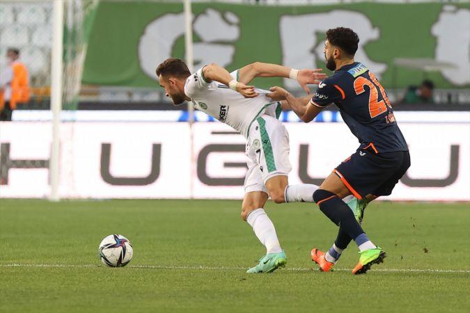 İttifak holding Konyaspor - Medipol Başakşehir