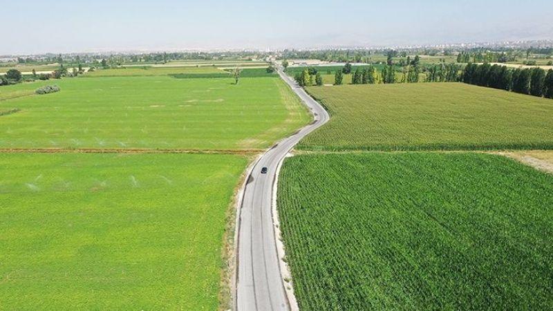 Büyükşehir'den Ereğli'ye 22,6 kilometrelik mahalle yolu