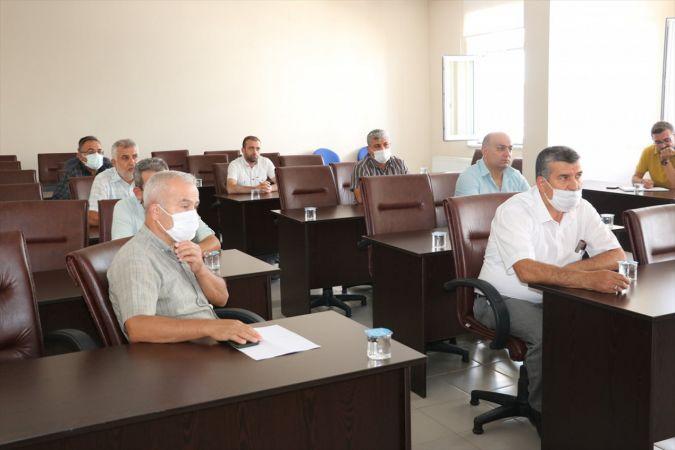 Beyşehir'de muhtarlar toplantısı