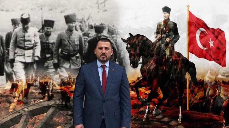 Musa Yılmaz: Türk milleti için ağustos ayı Zafer ayıdır