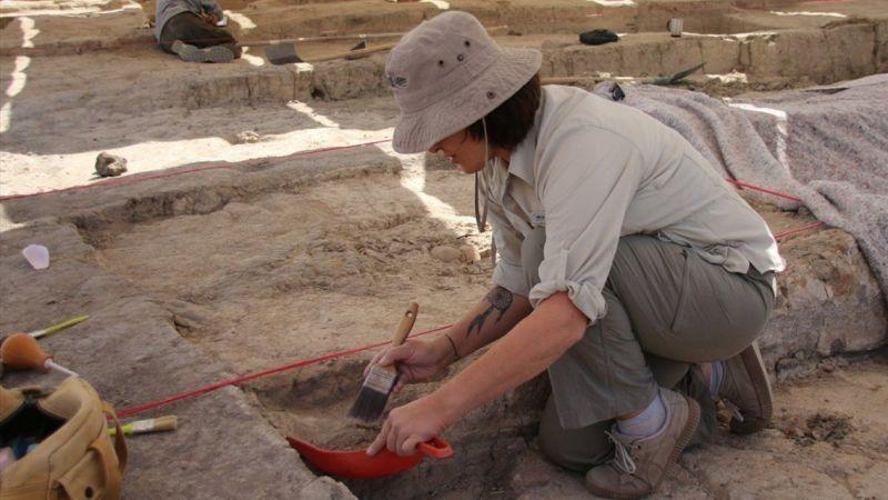 Çatalhöyük'te ikinci bir mahalle ve sıra dışı bir ev bulundu