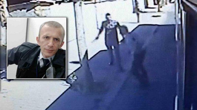 Hastane güvenlik görevlisini bıçaklayan sanık için üst sınırdan ceza istendi