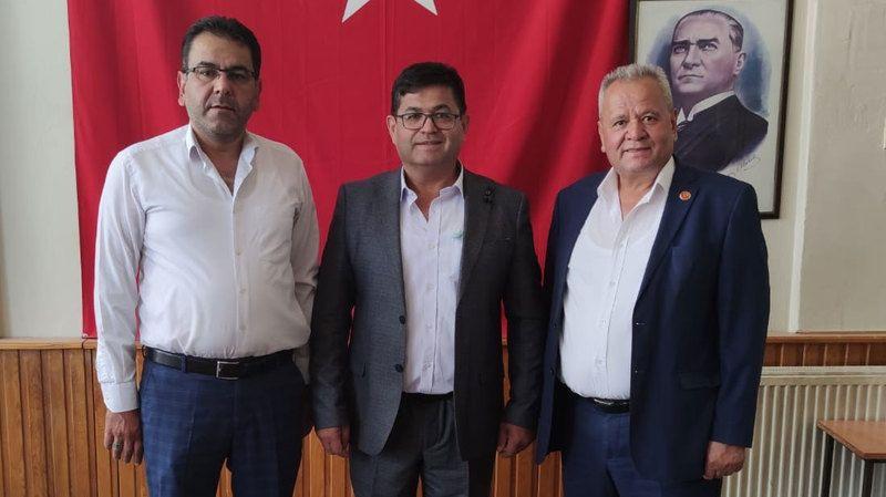 Türkiye Muhtarlar Derneği Ereğli Şube Başkanı Mahmut Coşkun oldu