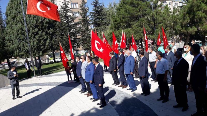 Ereğli'de okullar törenle açıldı