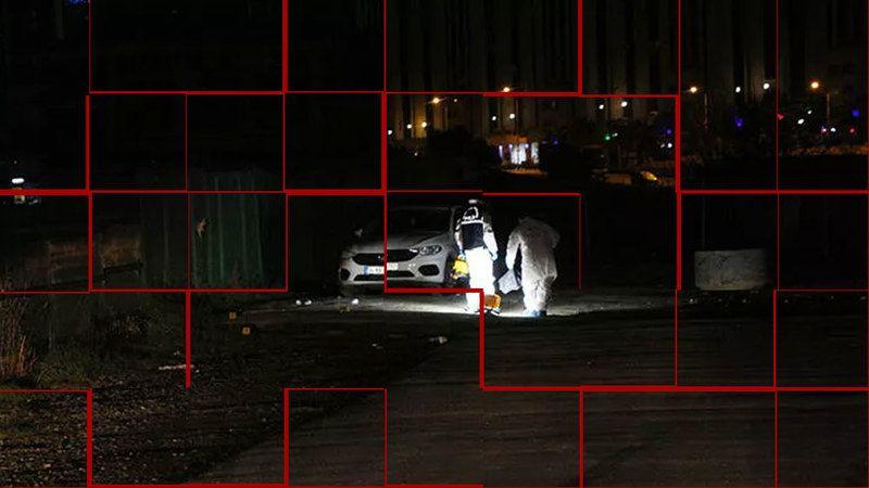Ereğli'de 4 kişi tüfekle vuruldu