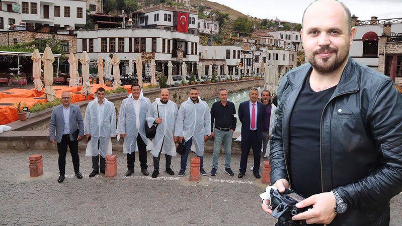 Konya Büyükşehir Belediyesi'nden yerel basın temsilcilerine özel program