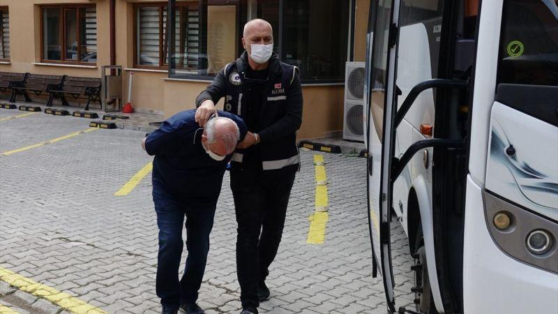 Suç örgütüne yönelik operasyonda 13 şüpheliden 3'ü tutuklandı
