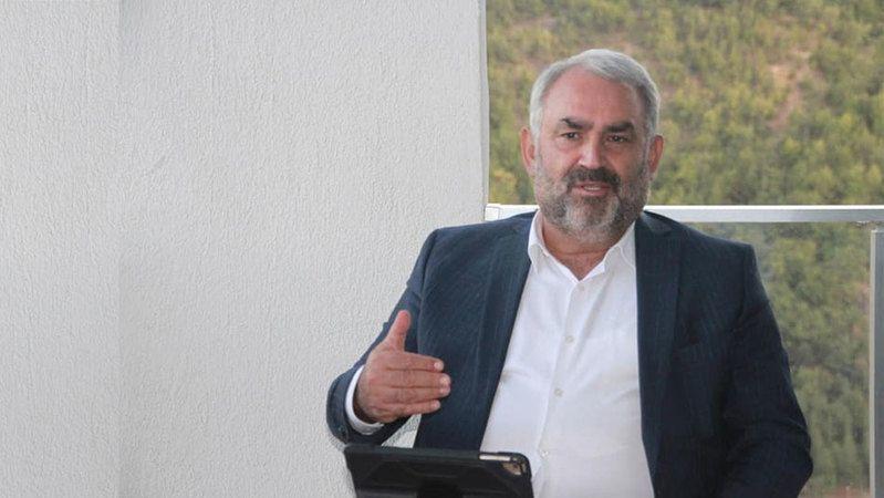AK Parti Milletvekili Etyemez, Hadim ilçesinde birtakım ziyaretlerde bulundu