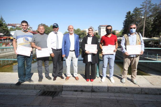 """Beyşehir'de """"Bakkal amca fotoğraf yarışması"""" ödül töreni ve sergi açılışı"""