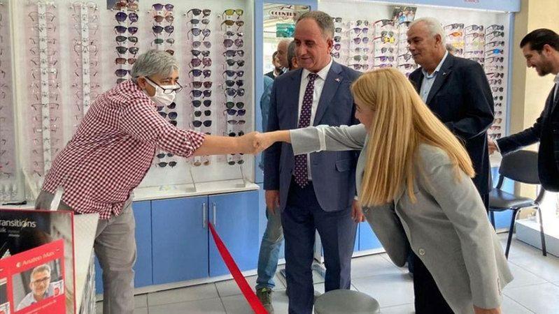 MHP Konya Milletvekili Esin Kara ziyaretlerini sürdürüyor