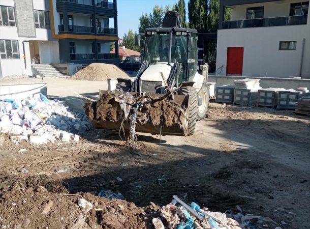 Sorgun Belediyesinden moloz ve inşaat atıkları uyarısı