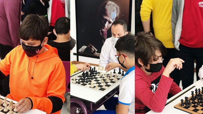 Özel Ereğli Büyük Zafer Ortaokulu Satranç Turnuvası