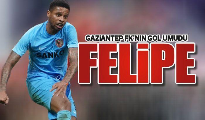 Gol umudu Felipe