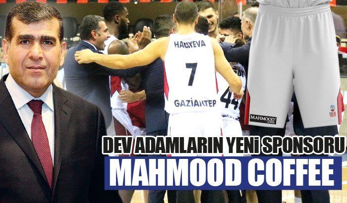 Dev adamların yeni sponsoru Mahmood Coffee
