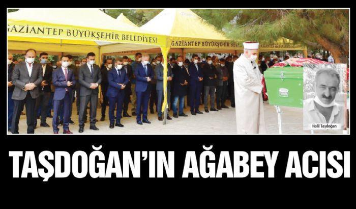 Muhittin Taşdoğan'ın ağabey acısı