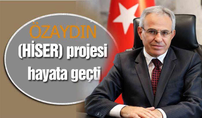 GSO ve Gaziantep Teknopark iş birliğiyle hiser projesi hayata geçti