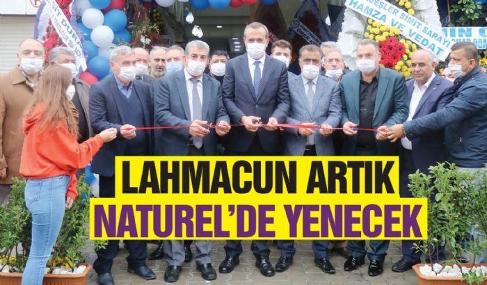 LAHMACUN ARTIK NATUREL'DE YENECEK
