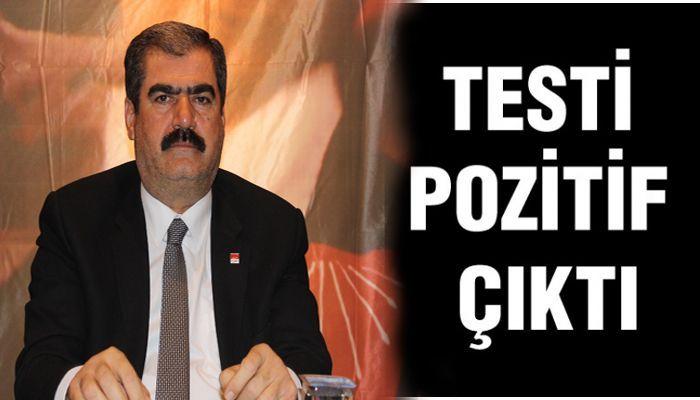 CHP il Başkanı Hayri Sucu Koronavirüs'e yakalandı...