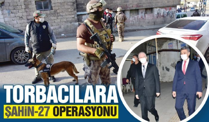 TORBACILARA ŞAHİN-27 OPERASYONU