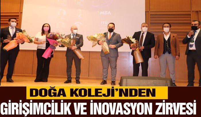 Doğa Koleji Gaziantep Kampüsü'nde Girişimcilik ve İnovasyon Zirvesi