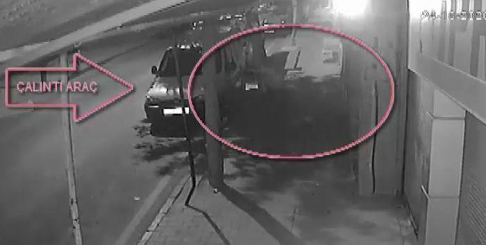 Hırsızlık yapan şahıs 8 sahte kimlikle yakalandı.