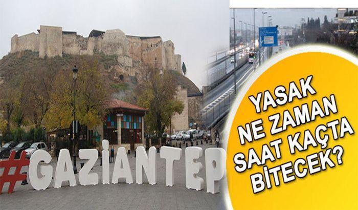 Gaziantep'te sokağa çıkma yasağı ne zaman başlıyor? Herkes merak ediyordu, Vali Gül açıkladı…
