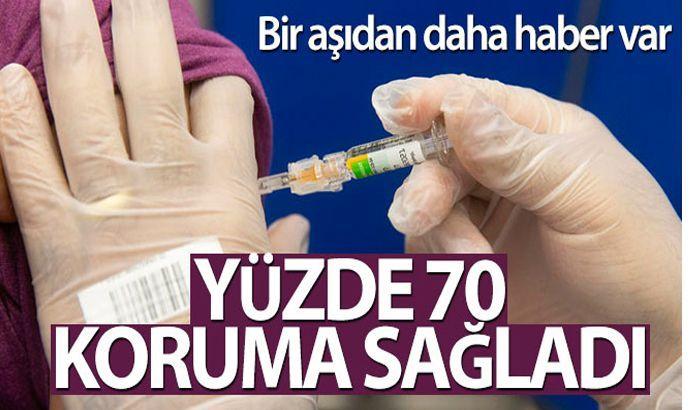 Oxford Üniversitesinin Covid-19 aşısı yüzde 70 koruma sağladı