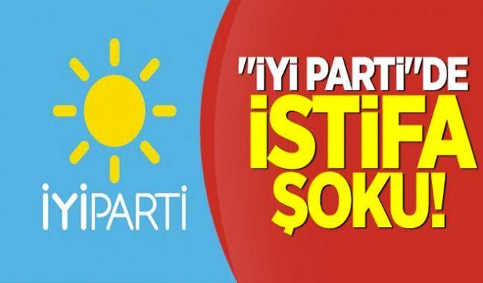 İYİ Parti Gaziantep'te şok istifalar!..