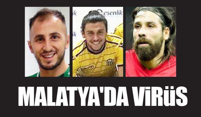 Malatya'da virüs