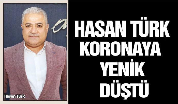 CHP'li Hasan Türk koronaya yenik düşerek hayatını kaybetti..