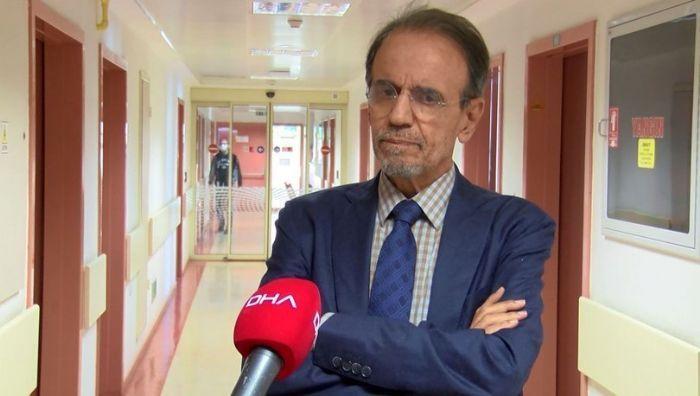 Prof. Dr. Mehmet Ceyhan: Covid-19'da önerilen ilaçlar kullanılmalı