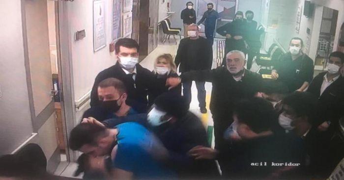 Gaziantep'te sağlıkçılara saldırdılar 3 kişi yaralandı...