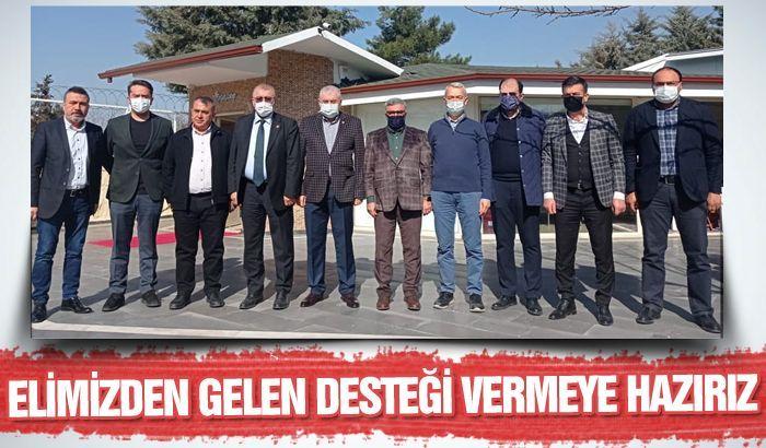 MHP'li vekil akaryakıt sektörünün sorunlarını meclise taşıyacak