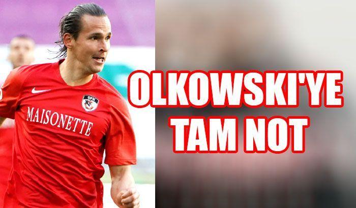 Olkowski'ye tam not