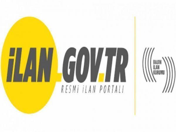 Gaziantep Büyükşehir Belediyesi arsa satış ilanı