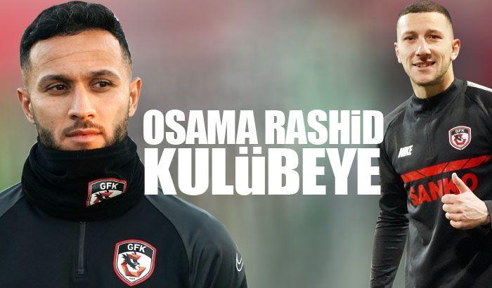 Osama Rashid kulübeye