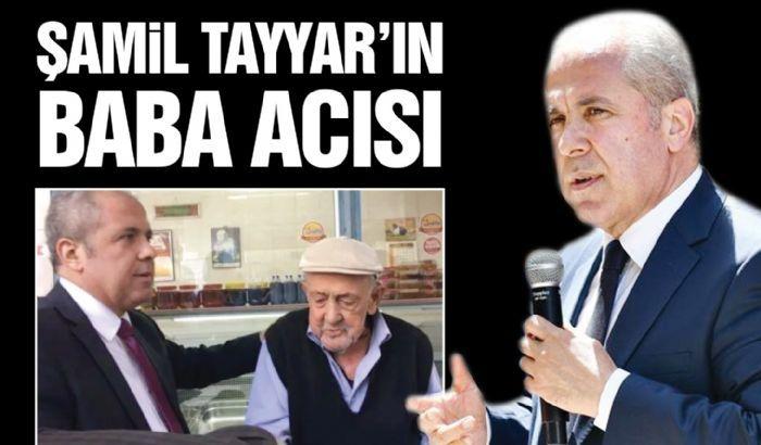 Şamil Tayyar'ın  Baba Acısı