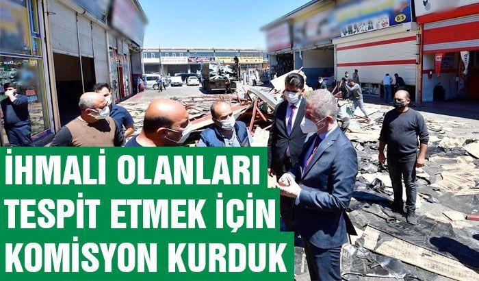 Gaziantep Valisi Gül: İhmali olanları tespit etmek için komisyon kurduk