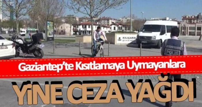 Kapanmanın ilk gününde sokağa çıkan 222 kişise ceza