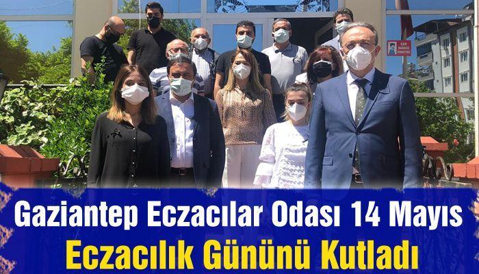 Gaziantep Eczacılar Odası 14 Mayıs Eczacılık Gününü kutladı.