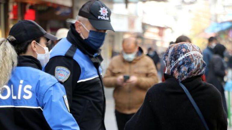 Kovid-19 tedbirlerini ihlal eden 263 kişiye ceza kesildi