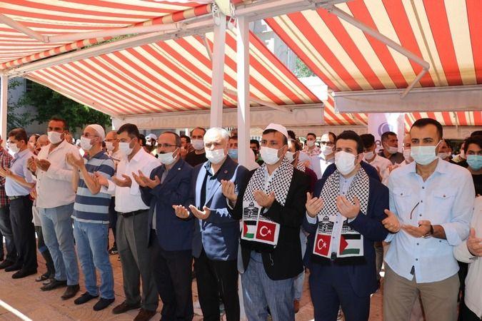 Gaziantep'ten işgalci terör şebekesinin saldırılarına tepki