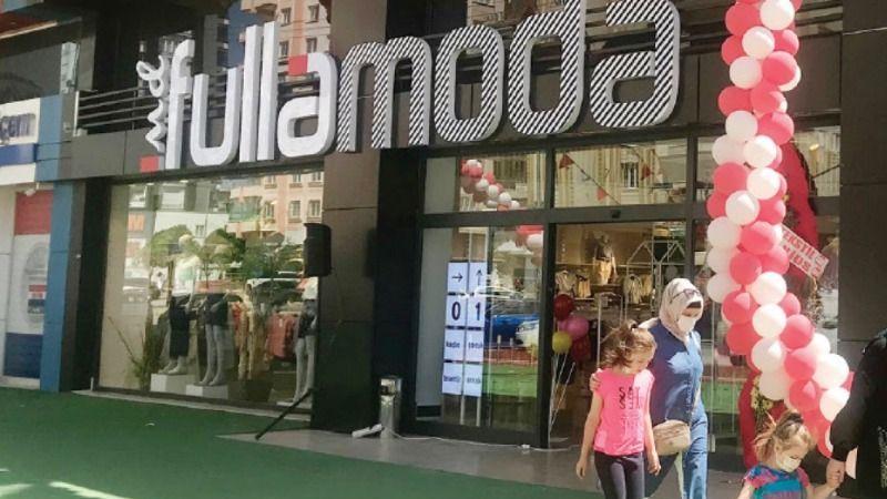 Fulla Moda Gaziantep'te Açıldı
