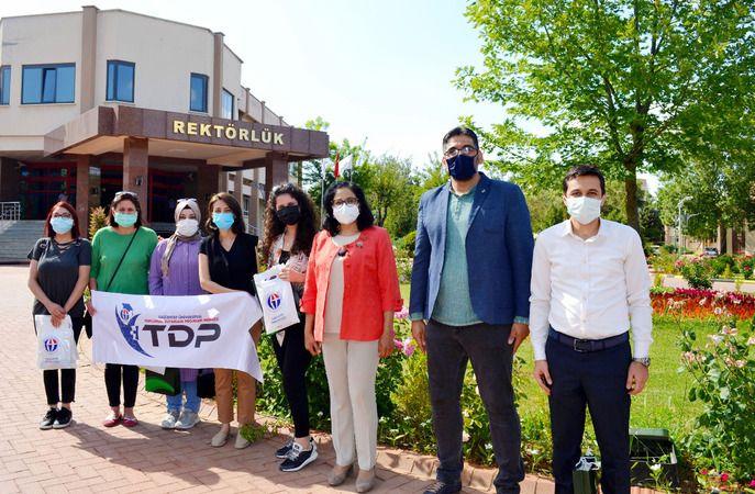 Bağımlılığa Karşı Hep Birlikte Projesi'ne destek veren öğrenciler ödüllendirildi