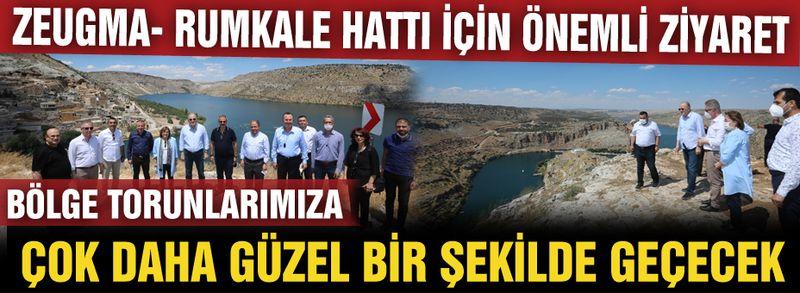 İki tarihi alan arasında olan bölge turizme kazandırılacak