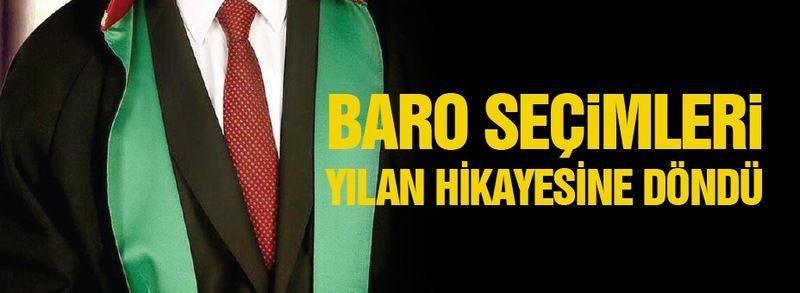 Baro seçimleri yılan hikayesine döndü